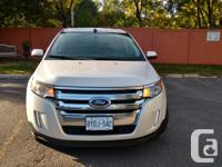 Make Ford Colour White Trans Automatic kms 113000 2013