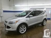 Solid and stately, this 2013 Ford Escape turns even the