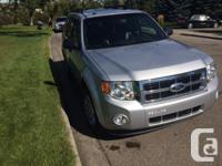 Make Ford Model Escape Year 2012 Colour Silver kms
