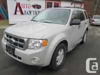 Make Ford Design Escape Year 2008 Colour Grey kms