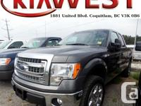 This 2013 Ford F-150 Super Taxi XLT merely can be found