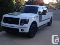 Make. Ford. Version. F-150 SuperCrew. Year. 2013.