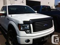 Make Ford Model F-150 Series Year 2011 Colour White