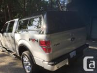 Make Ford Model F-150 SuperCrew Year 2010 Colour