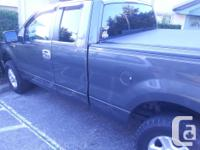 Make Ford Model F-150 Trans Automatic kms 140000 2006