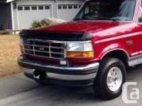 Will fit 1992-1996 F150 1992-1997 F250 1992-1997 F350 for sale  British Columbia