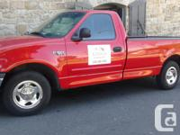 Make Ford Model F-150 Year 1999 Colour Red Trans