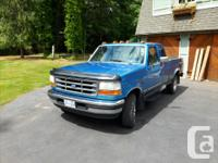 Make Ford Trans Automatic 4 X 4 F150 in good shape.