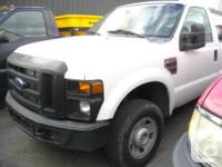 FORD F250 XL SUPER DUTY 2008 , 4X4 ,US , 220000 mile ,