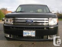 Fully loaded Ford Flex ecoboost limited, 33000 km, new