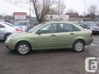 Make Ford Model Focus Year 2007 Colour Eco-friendly