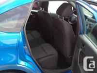 Make Ford Model Focus Colour Blue Trans Automatic 2010