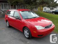 - Ford Focus Zxw Se 2005 Familliale, aut., 193000 km,