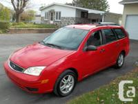 Ford Focus Zxw Se 2005 Familliale, aut., 193000 km,