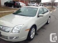 2008 Ford Fusion SEL- AWD -Leather interior-sun roof.