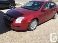 Make Ford Model Fusion Year 2006 Colour Red kms 147000