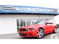 Make. Ford. Design. Horse. Year. 2014. Colour. Red. for sale  British Columbia