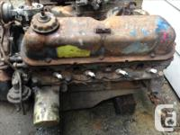 1972 Ford 302 cu in. Engine turns over. Condition