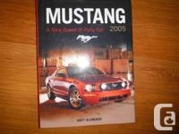 """Ford Mustang 2005: A New Breed of Pony Car"" by Matt"