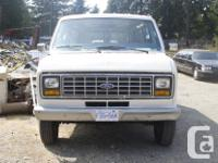 Make Ford Year 1987 Colour White Trans Automatic kms