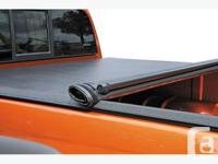 TruXedo Truxport Roll Up Tonneau Cover. Mint Condition