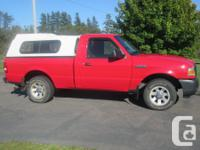 Make. Ford. Model. Ranger. Year. 2010. Colour. Red.