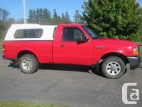 Make. Ford. Model. Ranger. Year. 2010. Colour. Red.