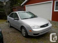Marketing a 2006 Ford Concentration SE ZX4 and just