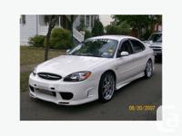 New body kit for a 2000 - 2003 Ford Taurus. Includes