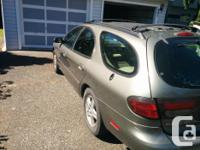 Make Ford Model Taurus Year 2002 Colour Olive Green