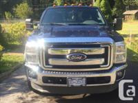 Make Ford Model F-350 Super Duty Year 2011 Colour blue