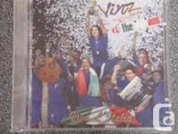Foreign Language CDs - 1. Vinz Derosa & the Italians