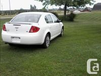 Make Chevrolet Model Cobalt Year 2010 Colour white kms