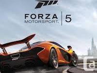 Money Maxx has a copy of Forza 5 on xbox one. Routine