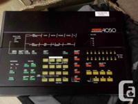 Fostex 4050 auto locator complete with multi cable.