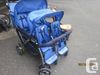 Foundations strollers are designed for the ultimate in