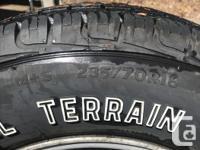 I have 5 S10/Sonoma Aluminum wheels , 4 near new