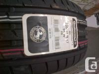 Four brand new 225/45/R17 Continental SportContact3