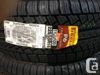 Four brand-new 225/55/R16 Pirelli P6 4 Season Wheelses