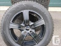 Tires: Size: 195/65R15 95T Very low miles - used one