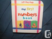 My First Animals Book, My First Numbers Book, My First