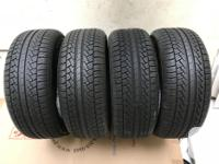 Four Pirelli P6 Four Season Tires P 225 / 50 R 17 94H.