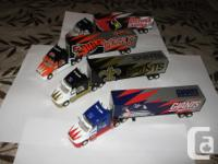 Metal Football Trucks. Well made as well as in superb