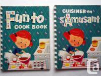 1. Fun to Cook Book, Carnation: Fun to Cook cookbook