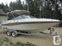 2001 23.5' Lake Cruiser &amp Wakeboard Boat. Totally