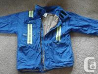 I have 4 FR winter coats these coats are what they use