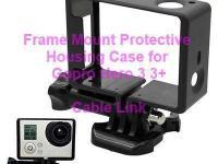 Versatile Standard Frame Mount Protective Housing Case
