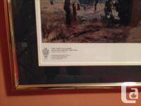 """Picture - Monet """"The Gare St-Lazare"""" Professionally"""