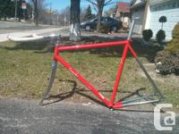 Specialized Langster Frameset with Parts - $350