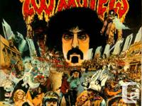 Mothers of Innovation Uncle Meat. honest zappa -200 for sale  Ontario